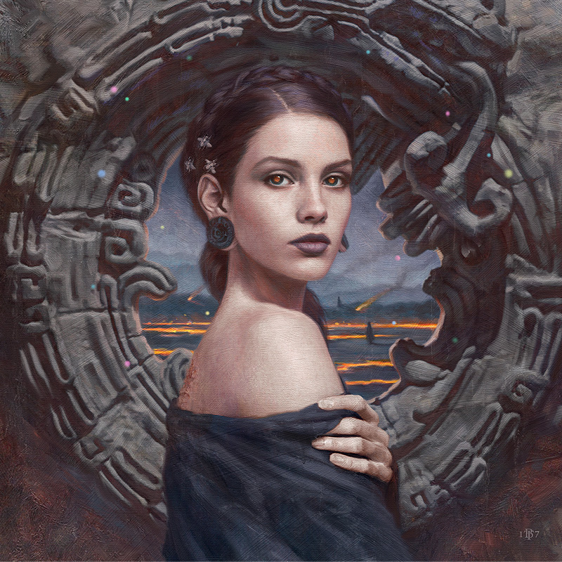 Tom Bagshaw is creating art of the underworld | Patreon